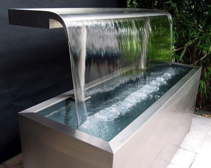 домашний фонтан оформление