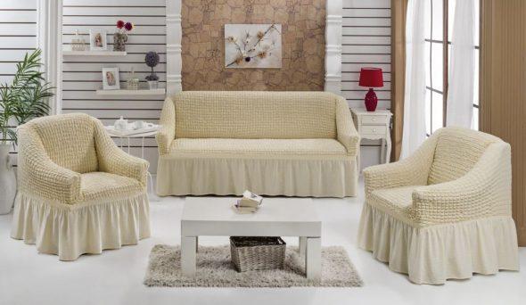 Что такое еврочехол на диван и для чего он нужен