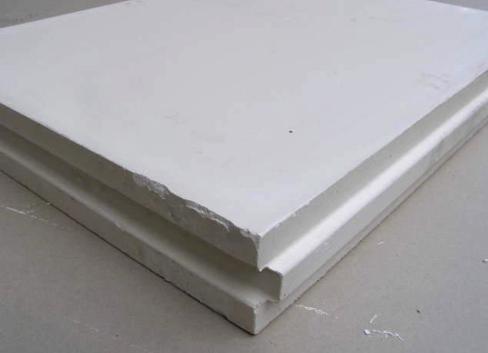 Гипсовые пазогребневые плиты