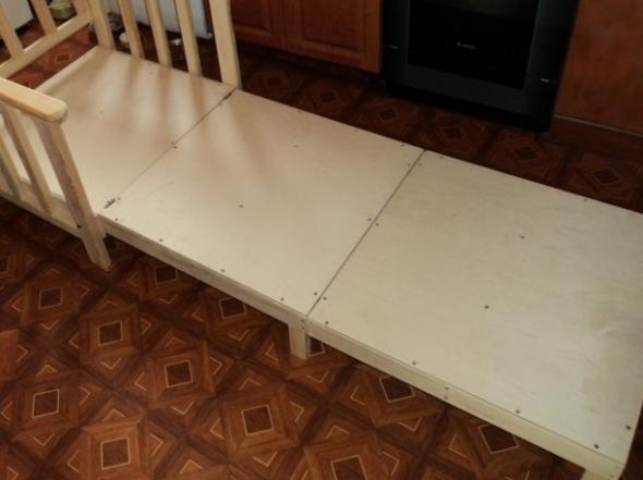 готовое кресло кровать