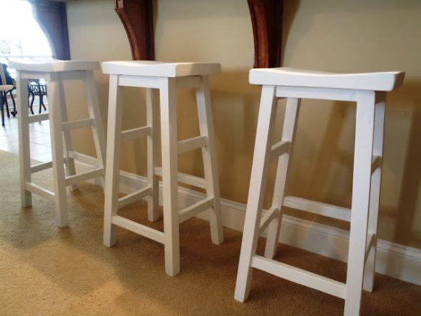 Как сделать барный стул своими руками?