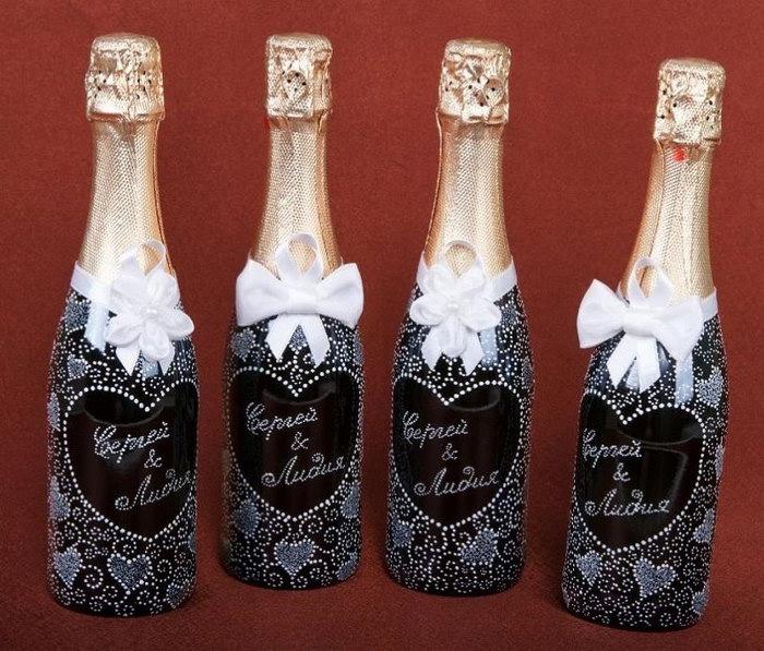 имена на бутылках