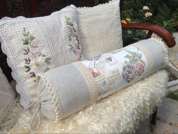 Комбинированные подушки