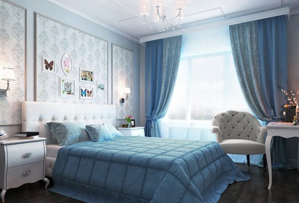 Комфортная спальня