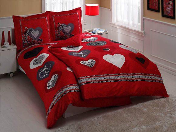 Семейный комплект с двумя одеялами