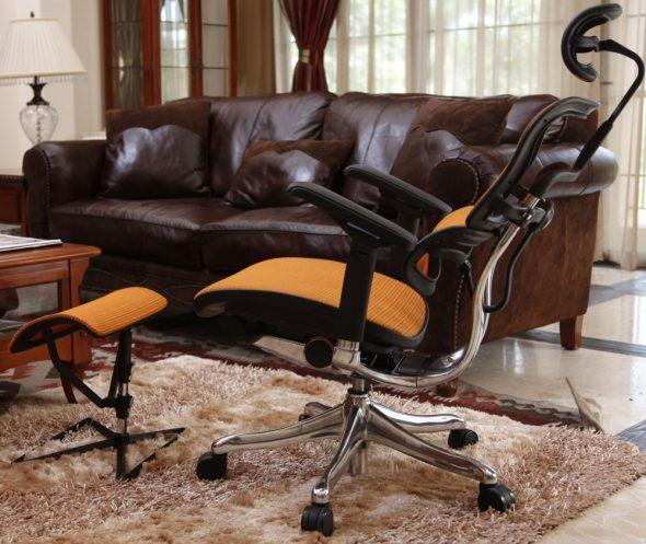 компьютерное кресло качалка