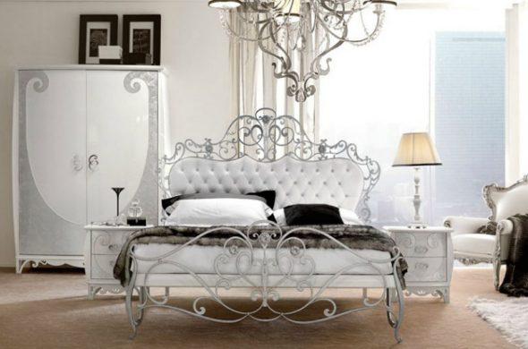 кованая итальянская мебель