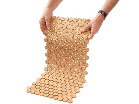 коврик из пробок виды дизайна