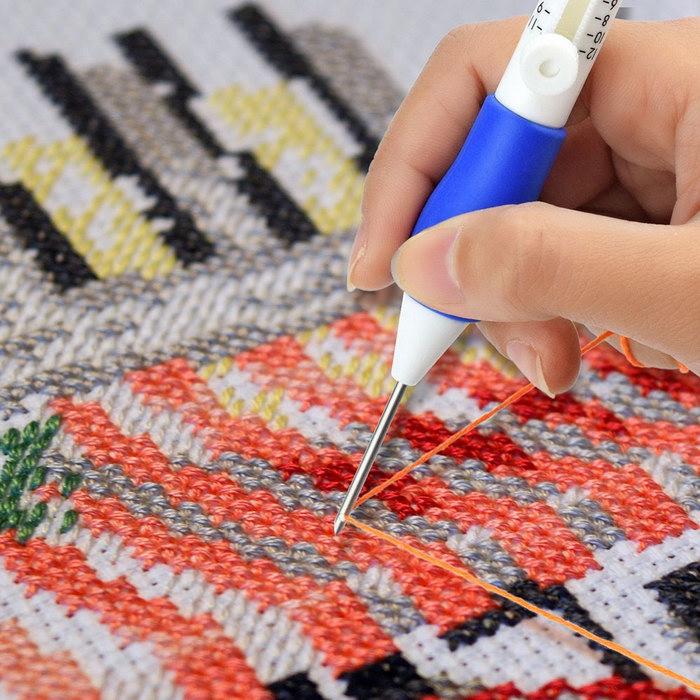ковровая вышивка декор фото