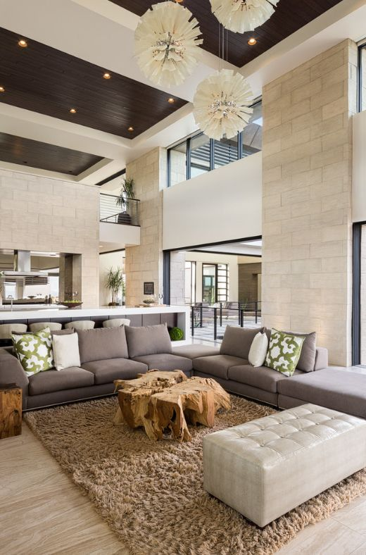 ковры в интерьере идеи декор
