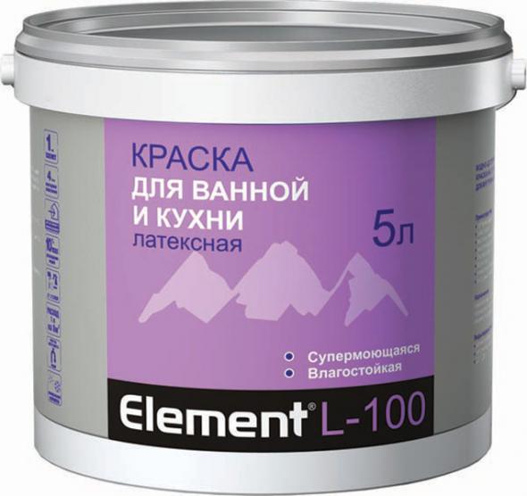 Краска для ванной и кухни