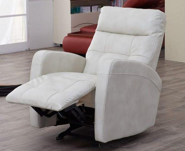 кресло с подставкой
