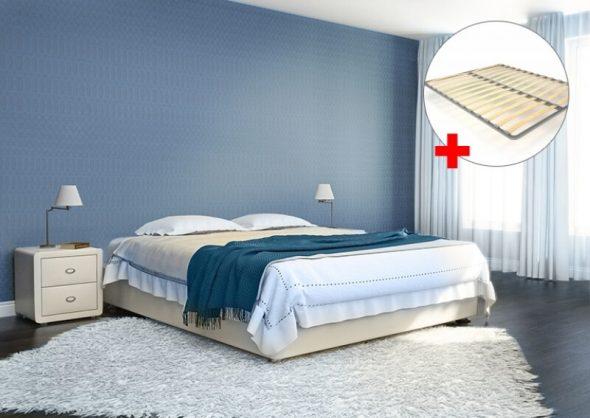 кровать Аврора с решеткой