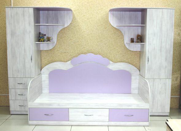 кровать из экологически чистых материалов