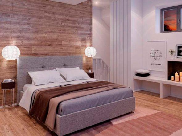 Кровать с подъемным механизмом Marsela