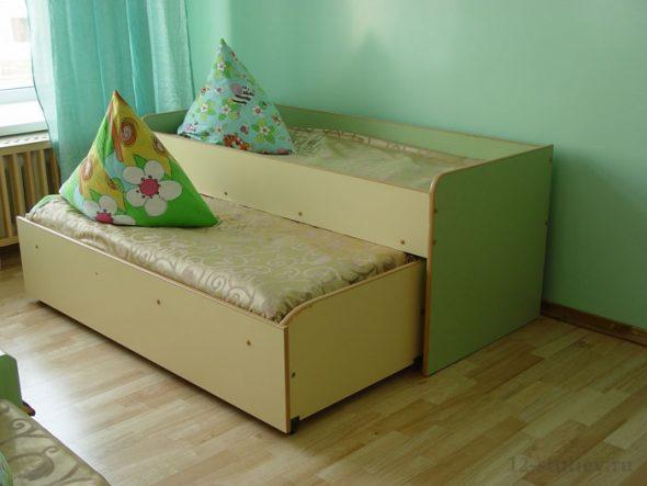 кроватки для садика