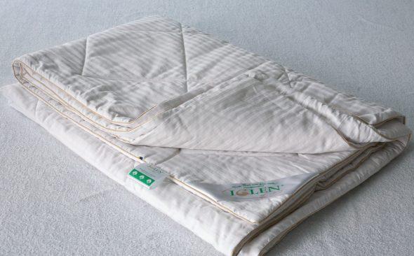 Легкое хлопковое одеяло