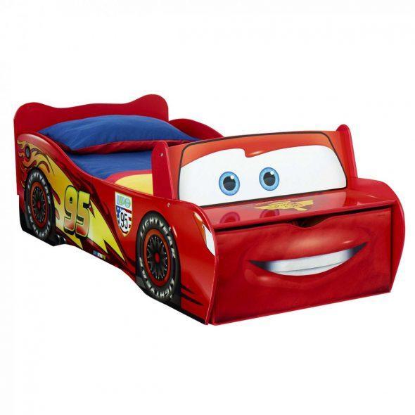 машина кровать тачки