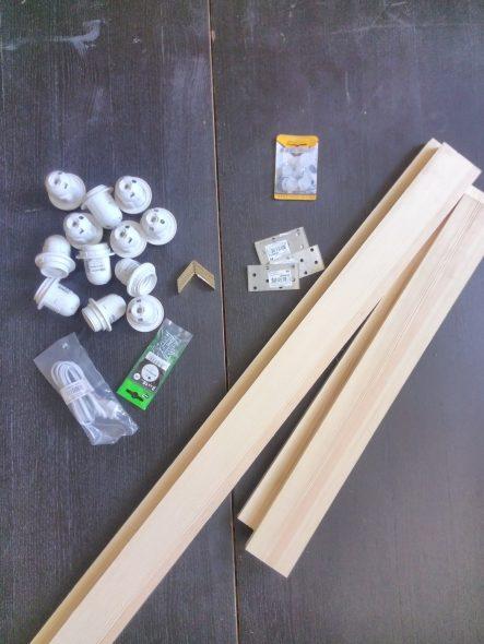 Материалы для изготовления