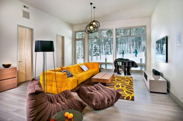бескаркасная мебель мягкая