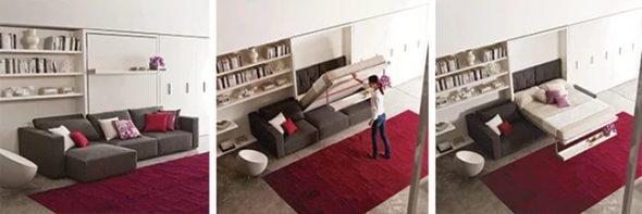 Модная мебель трансформер от Икеа