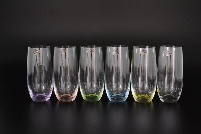 набор стаканов Bohemia