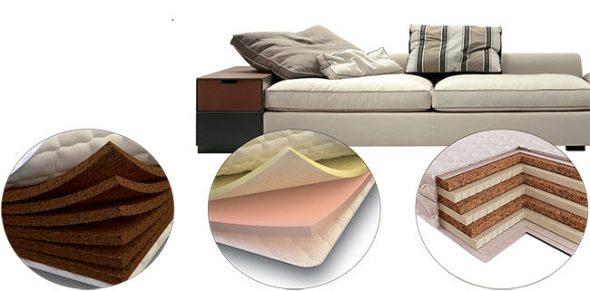 Наполнители для мягкой мебели