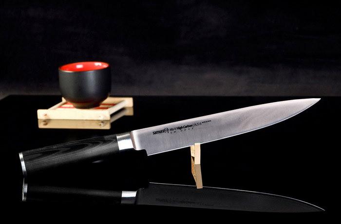 нож японский фото