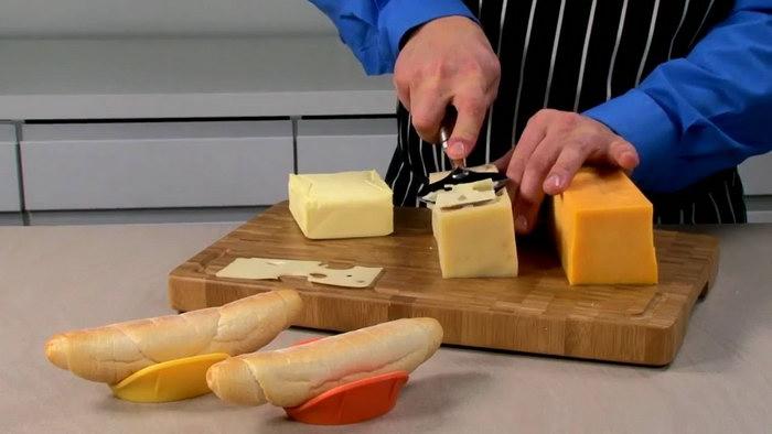 ножи для сыра как пользоваться