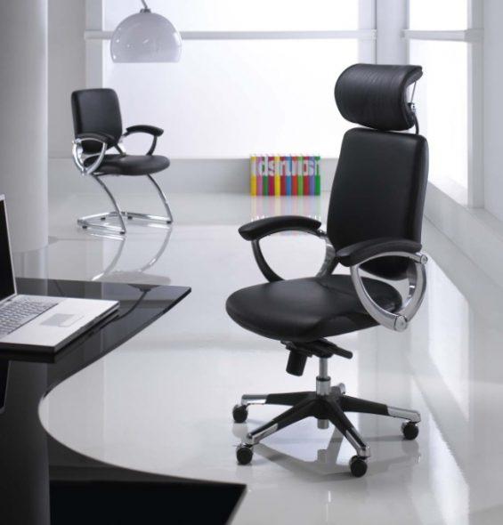 офисное кресло с механизмом