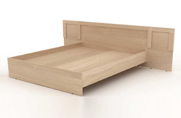 Основание-каркас для двухспальной кровати