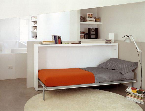 Откидное спальное место