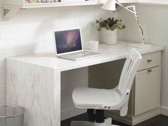 письменный стол камень