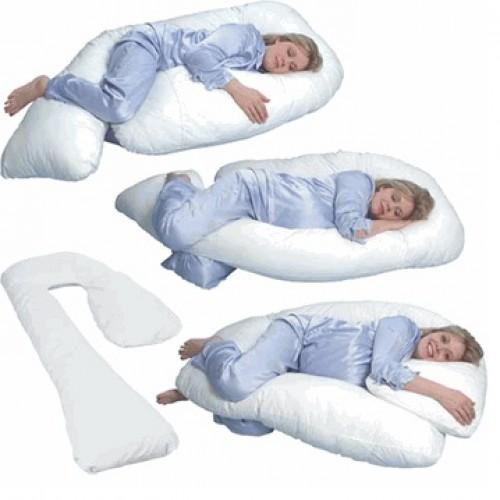 Правильное положение подушки