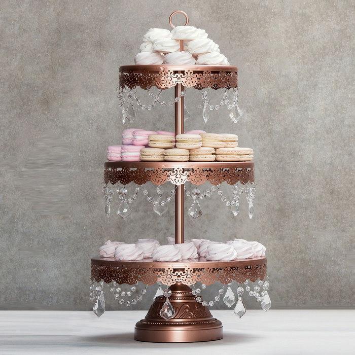 подставка для торта многоярусная пирамида
