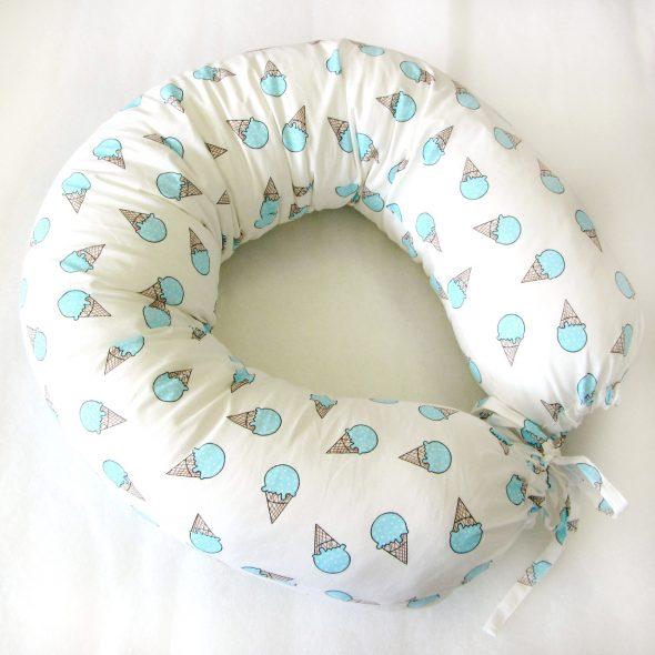 Легкая подушка для беременных