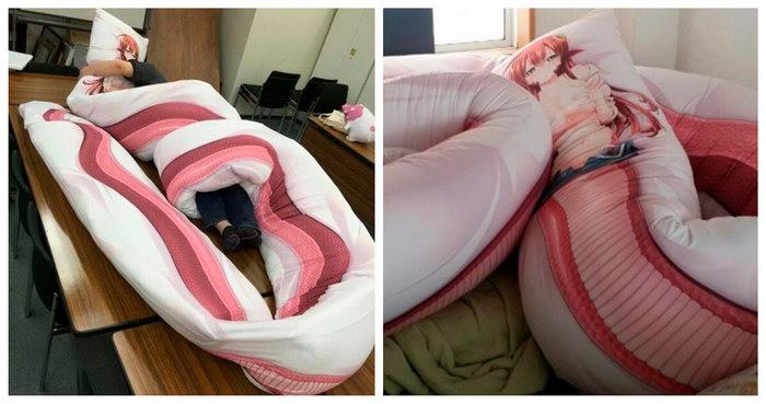подушка обнимашка фото