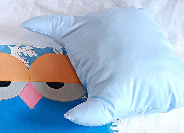 подушка сова бортик наполнитель