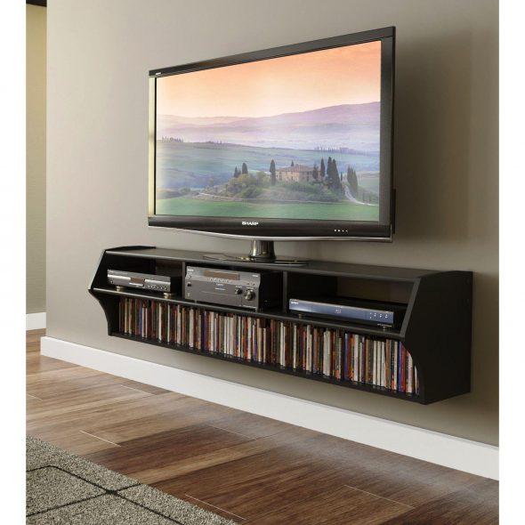подвесная полочка для телевизора
