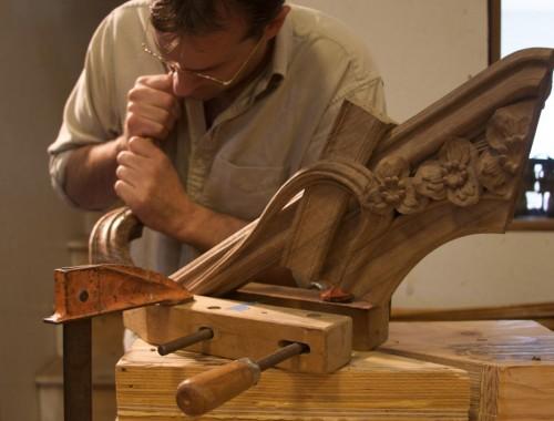 Процесс изготовления мебели