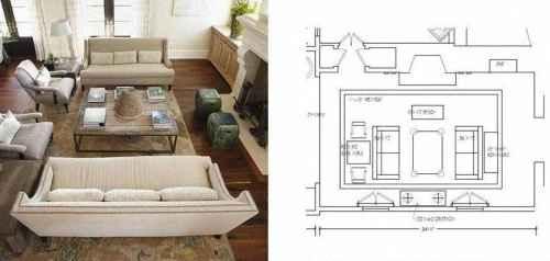 Простые правила расстановки мебели