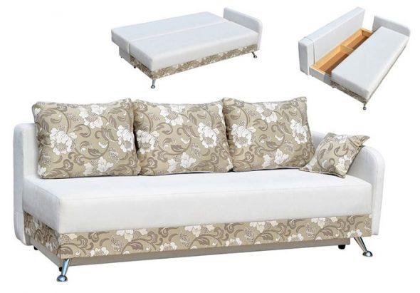 раскладной диван еврокнижка