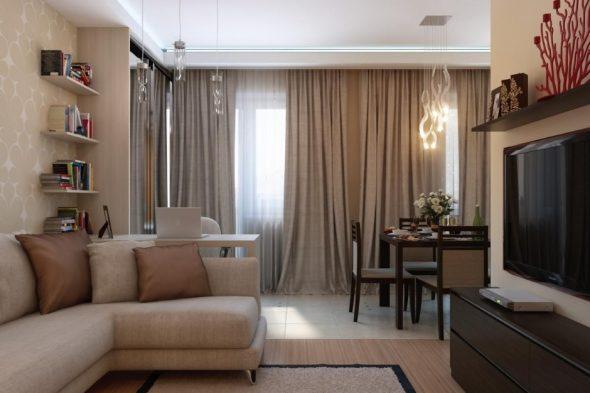 расставить мебель в квартире