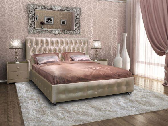 Романтичная кровать Франческа