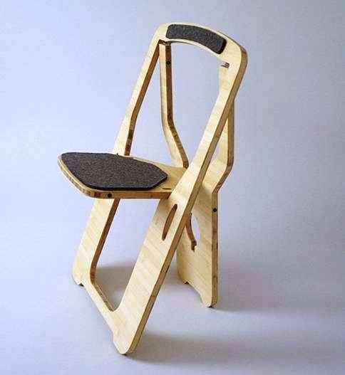 сделать раскладной стул