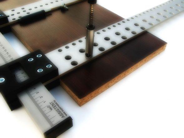 шаблон для разметки мебели