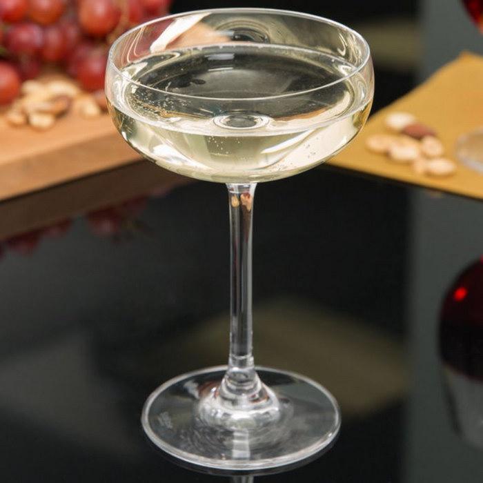 шампанское блюдце