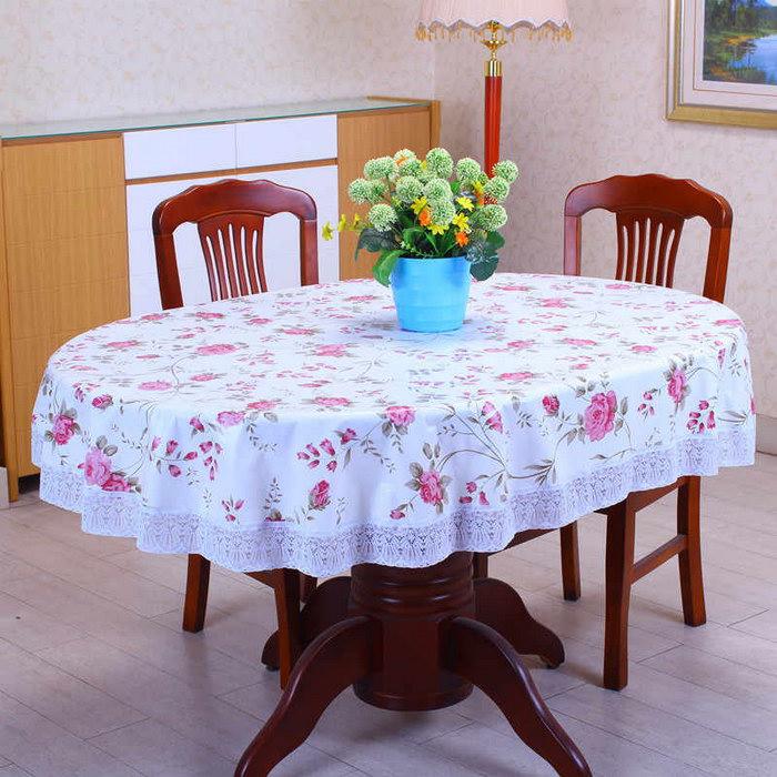 скатерть овальная на кухонный стол