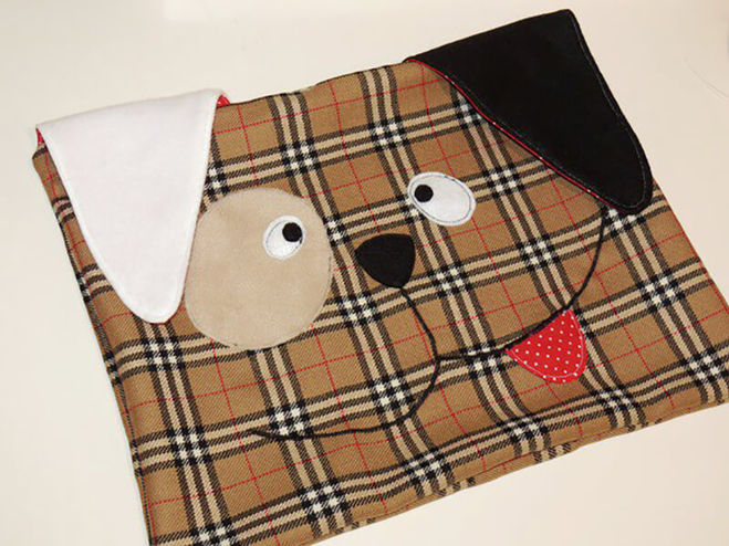 собака подушка инструкция фото идеи дизайна