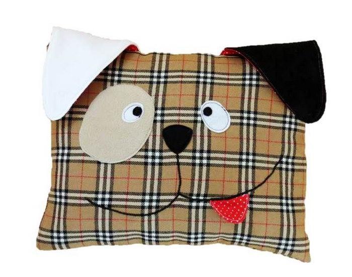 собака подушка инструкция готовая